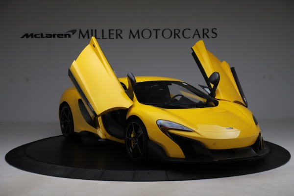 Used 2016 McLaren 675LT for sale $225,900 at Alfa Romeo of Greenwich in Greenwich CT 06830 11