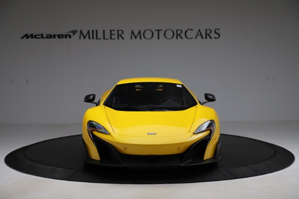 Used 2016 McLaren 675LT for sale $225,900 at Alfa Romeo of Greenwich in Greenwich CT 06830 12