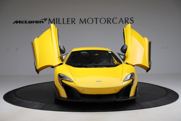 Used 2016 McLaren 675LT for sale $225,900 at Alfa Romeo of Greenwich in Greenwich CT 06830 13