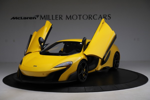Used 2016 McLaren 675LT for sale $225,900 at Alfa Romeo of Greenwich in Greenwich CT 06830 14