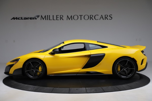Used 2016 McLaren 675LT for sale $225,900 at Alfa Romeo of Greenwich in Greenwich CT 06830 2