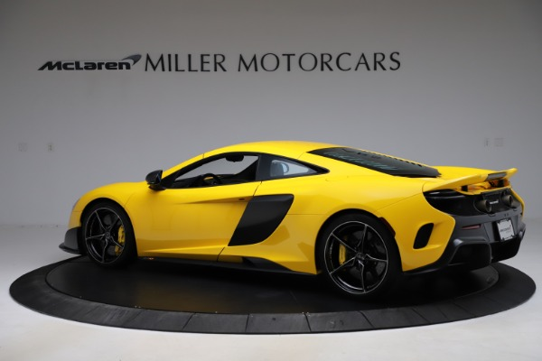 Used 2016 McLaren 675LT for sale $225,900 at Alfa Romeo of Greenwich in Greenwich CT 06830 3