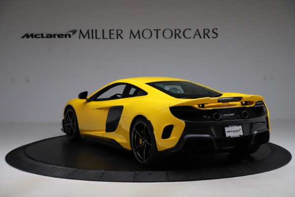 Used 2016 McLaren 675LT for sale $225,900 at Alfa Romeo of Greenwich in Greenwich CT 06830 4