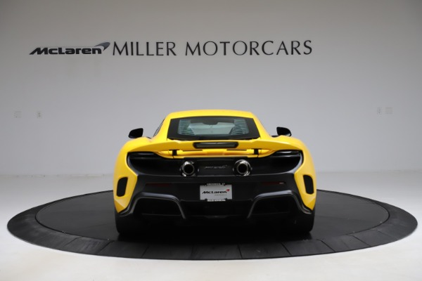 Used 2016 McLaren 675LT for sale $225,900 at Alfa Romeo of Greenwich in Greenwich CT 06830 5