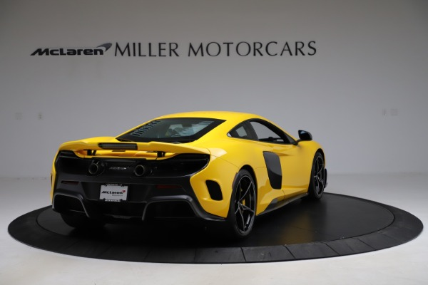 Used 2016 McLaren 675LT for sale $225,900 at Alfa Romeo of Greenwich in Greenwich CT 06830 6