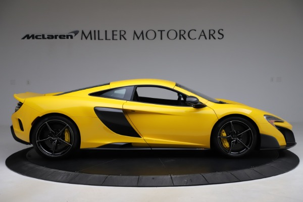 Used 2016 McLaren 675LT for sale $225,900 at Alfa Romeo of Greenwich in Greenwich CT 06830 8