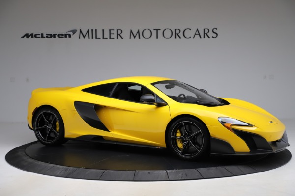 Used 2016 McLaren 675LT for sale $225,900 at Alfa Romeo of Greenwich in Greenwich CT 06830 9