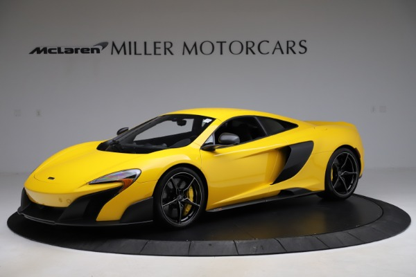 Used 2016 McLaren 675LT for sale $225,900 at Alfa Romeo of Greenwich in Greenwich CT 06830 1