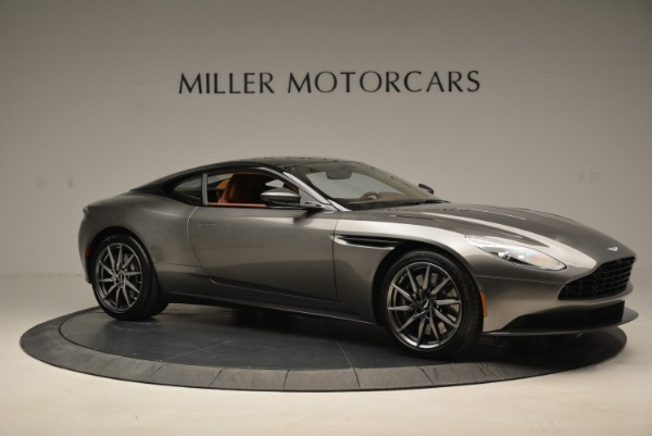 New 2018 Aston Martin DB11 V12 Coupe for sale Sold at Alfa Romeo of Greenwich in Greenwich CT 06830 10