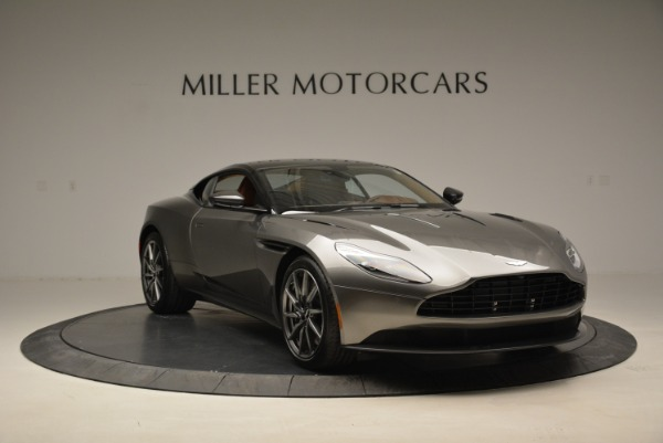 Used 2018 Aston Martin DB11 V12 for sale $169,990 at Alfa Romeo of Greenwich in Greenwich CT 06830 11