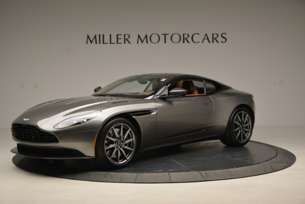 Used 2018 Aston Martin DB11 V12 for sale $169,990 at Alfa Romeo of Greenwich in Greenwich CT 06830 2