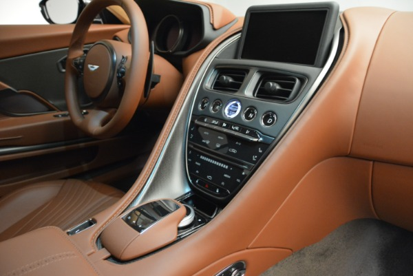 Used 2018 Aston Martin DB11 V12 for sale $169,990 at Alfa Romeo of Greenwich in Greenwich CT 06830 22