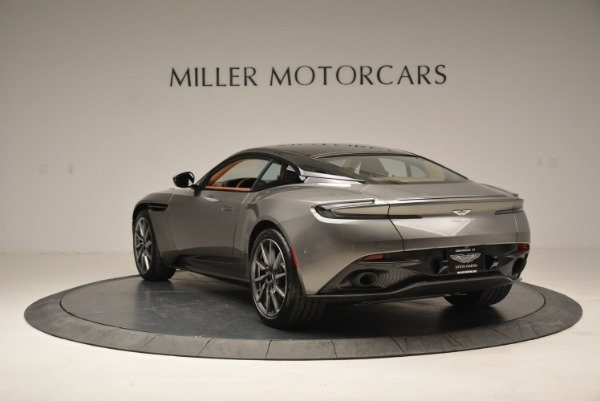 New 2018 Aston Martin DB11 V12 Coupe for sale Sold at Alfa Romeo of Greenwich in Greenwich CT 06830 5