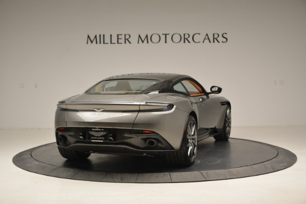 New 2018 Aston Martin DB11 V12 Coupe for sale Sold at Alfa Romeo of Greenwich in Greenwich CT 06830 7