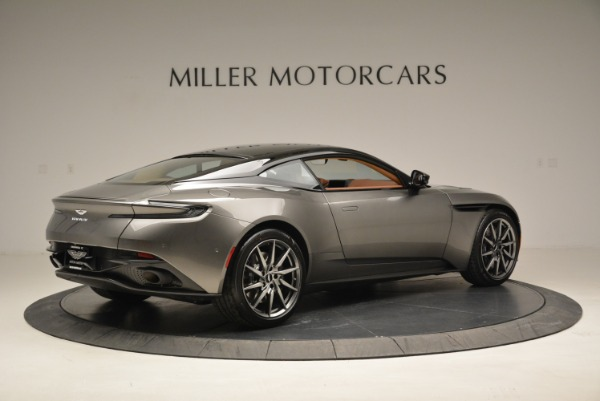 New 2018 Aston Martin DB11 V12 Coupe for sale Sold at Alfa Romeo of Greenwich in Greenwich CT 06830 8