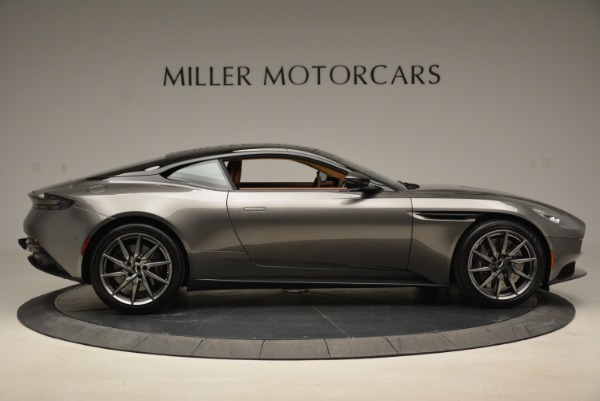 Used 2018 Aston Martin DB11 V12 for sale $169,990 at Alfa Romeo of Greenwich in Greenwich CT 06830 9
