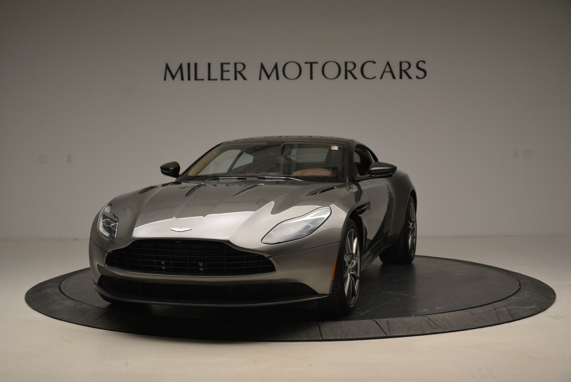 New 2018 Aston Martin DB11 V12 Coupe for sale Sold at Alfa Romeo of Greenwich in Greenwich CT 06830 1