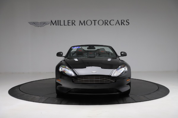 Used 2015 Aston Martin DB9 Convertible for sale Sold at Alfa Romeo of Greenwich in Greenwich CT 06830 11