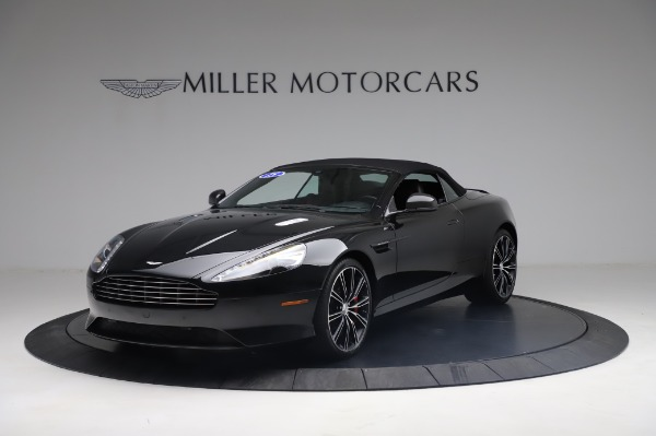 Used 2015 Aston Martin DB9 Convertible for sale Sold at Alfa Romeo of Greenwich in Greenwich CT 06830 13