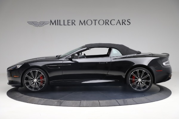 Used 2015 Aston Martin DB9 Convertible for sale Sold at Alfa Romeo of Greenwich in Greenwich CT 06830 14