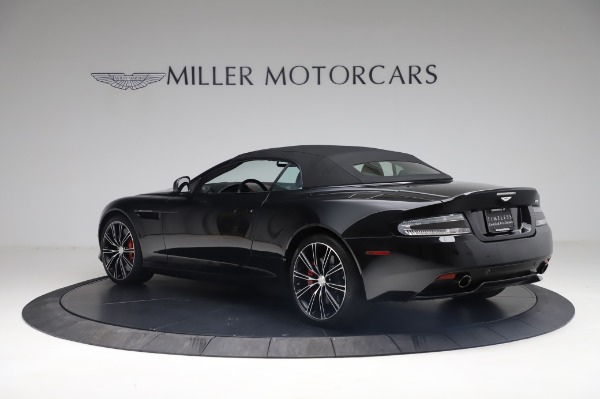 Used 2015 Aston Martin DB9 Convertible for sale Sold at Alfa Romeo of Greenwich in Greenwich CT 06830 15