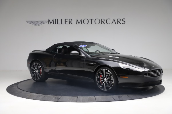 Used 2015 Aston Martin DB9 Convertible for sale Sold at Alfa Romeo of Greenwich in Greenwich CT 06830 17