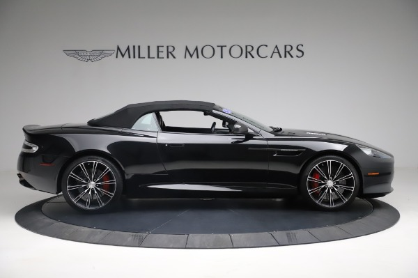 Used 2015 Aston Martin DB9 Convertible for sale Sold at Alfa Romeo of Greenwich in Greenwich CT 06830 18