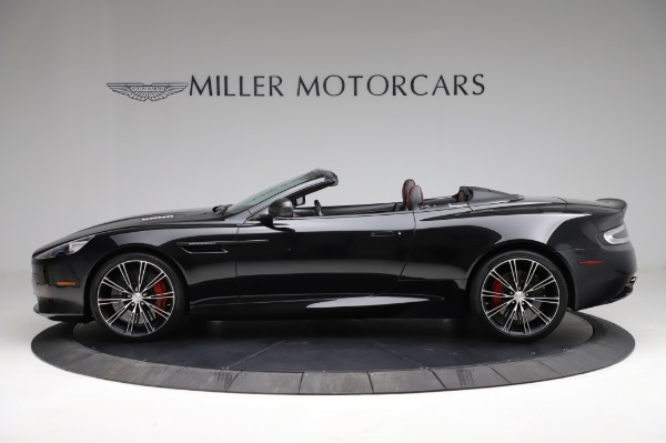 Used 2015 Aston Martin DB9 Convertible for sale Sold at Alfa Romeo of Greenwich in Greenwich CT 06830 2