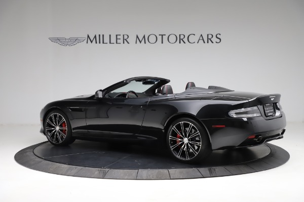 Used 2015 Aston Martin DB9 Convertible for sale Sold at Alfa Romeo of Greenwich in Greenwich CT 06830 3
