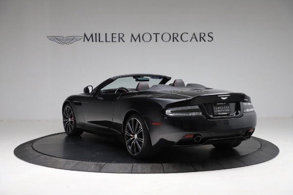 Used 2015 Aston Martin DB9 Convertible for sale Sold at Alfa Romeo of Greenwich in Greenwich CT 06830 4