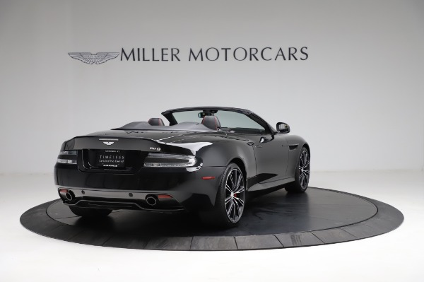 Used 2015 Aston Martin DB9 Convertible for sale Sold at Alfa Romeo of Greenwich in Greenwich CT 06830 6
