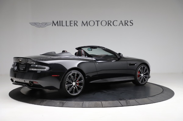 Used 2015 Aston Martin DB9 Convertible for sale Sold at Alfa Romeo of Greenwich in Greenwich CT 06830 7