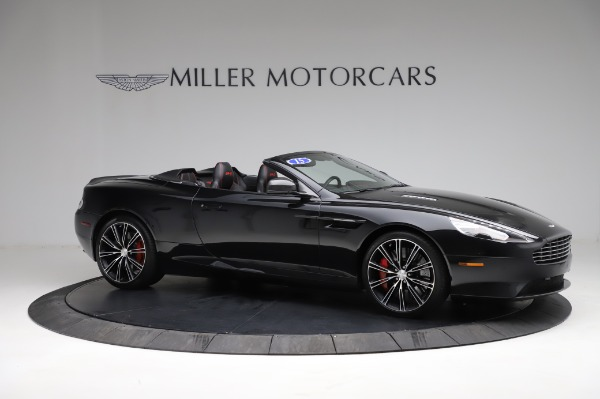 Used 2015 Aston Martin DB9 Convertible for sale Sold at Alfa Romeo of Greenwich in Greenwich CT 06830 9