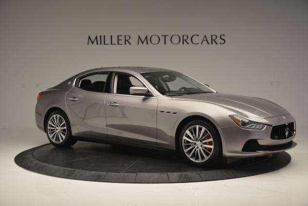 Used 2016 Maserati Ghibli S Q4 for sale Sold at Alfa Romeo of Greenwich in Greenwich CT 06830 10