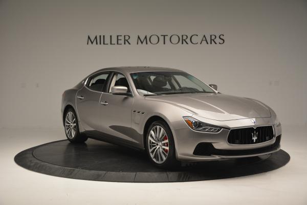 Used 2016 Maserati Ghibli S Q4 for sale Sold at Alfa Romeo of Greenwich in Greenwich CT 06830 11