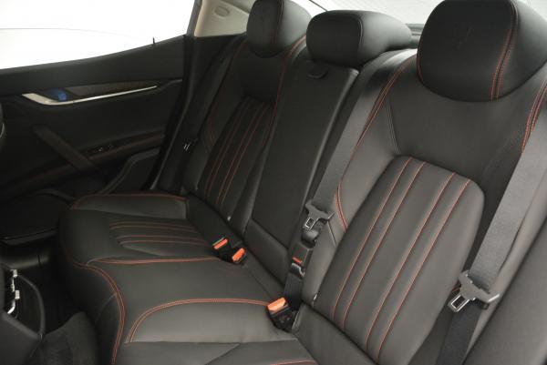 Used 2016 Maserati Ghibli S Q4 for sale Sold at Alfa Romeo of Greenwich in Greenwich CT 06830 13