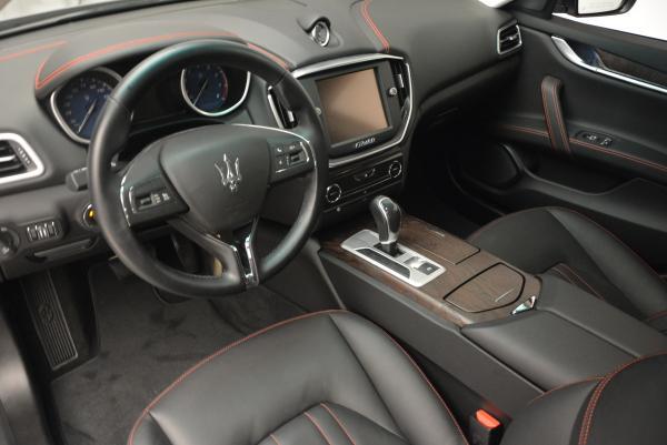 Used 2016 Maserati Ghibli S Q4 for sale Sold at Alfa Romeo of Greenwich in Greenwich CT 06830 22