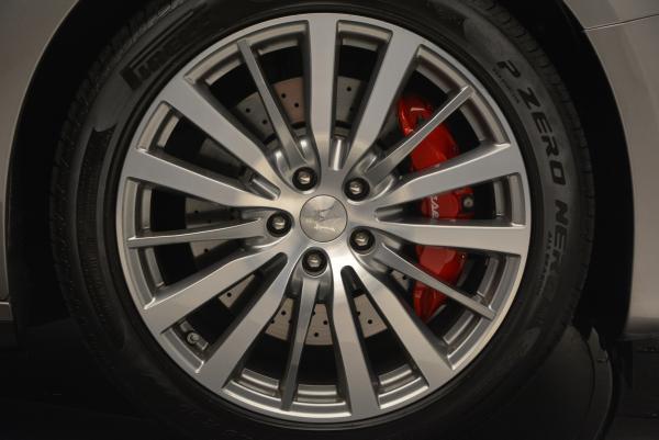Used 2016 Maserati Ghibli S Q4 for sale Sold at Alfa Romeo of Greenwich in Greenwich CT 06830 27