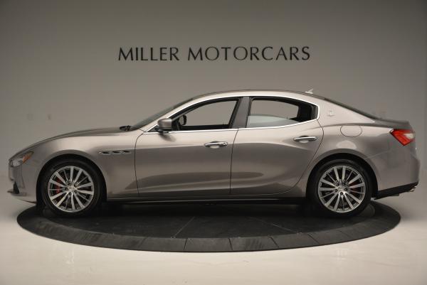 Used 2016 Maserati Ghibli S Q4 for sale Sold at Alfa Romeo of Greenwich in Greenwich CT 06830 3