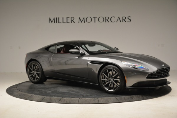 Used 2017 Aston Martin DB11 V12 Launch Edition for sale $134,900 at Alfa Romeo of Greenwich in Greenwich CT 06830 10