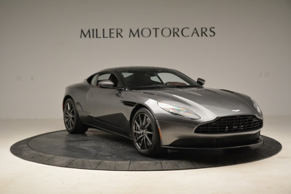 Used 2017 Aston Martin DB11 V12 Launch Edition for sale $134,900 at Alfa Romeo of Greenwich in Greenwich CT 06830 11