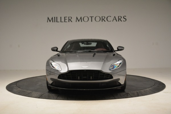 Used 2017 Aston Martin DB11 V12 Launch Edition for sale $134,900 at Alfa Romeo of Greenwich in Greenwich CT 06830 12