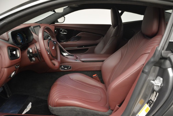 Used 2017 Aston Martin DB11 V12 Launch Edition for sale $134,900 at Alfa Romeo of Greenwich in Greenwich CT 06830 13