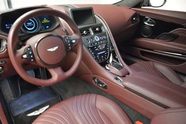 Used 2017 Aston Martin DB11 V12 Launch Edition for sale $134,900 at Alfa Romeo of Greenwich in Greenwich CT 06830 14