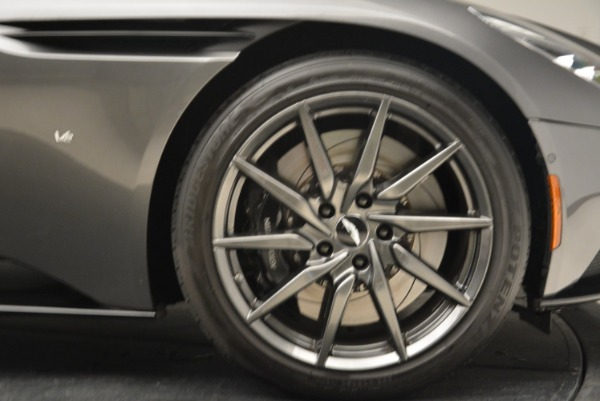 Used 2017 Aston Martin DB11 V12 Launch Edition for sale $134,900 at Alfa Romeo of Greenwich in Greenwich CT 06830 17