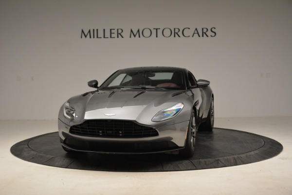 Used 2017 Aston Martin DB11 V12 Launch Edition for sale $134,900 at Alfa Romeo of Greenwich in Greenwich CT 06830 2