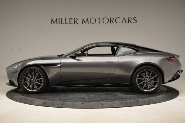 Used 2017 Aston Martin DB11 V12 Launch Edition for sale $134,900 at Alfa Romeo of Greenwich in Greenwich CT 06830 3
