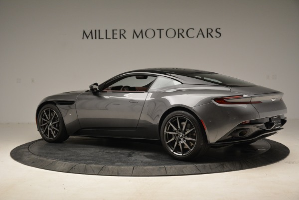 Used 2017 Aston Martin DB11 V12 Launch Edition for sale $134,900 at Alfa Romeo of Greenwich in Greenwich CT 06830 4