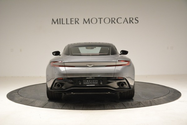 Used 2017 Aston Martin DB11 V12 Launch Edition for sale $134,900 at Alfa Romeo of Greenwich in Greenwich CT 06830 6