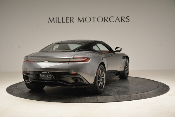 Used 2017 Aston Martin DB11 V12 Launch Edition for sale $134,900 at Alfa Romeo of Greenwich in Greenwich CT 06830 7